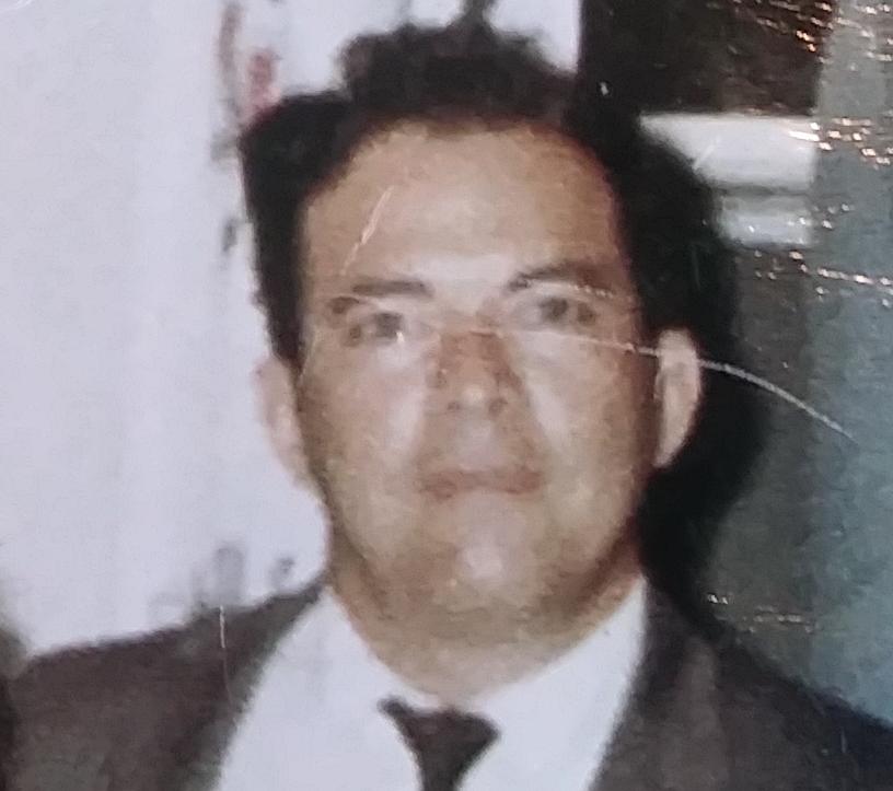 Caption: Felino De la Peña, cira 1962