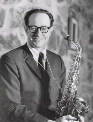 Caption: Paul Desmond