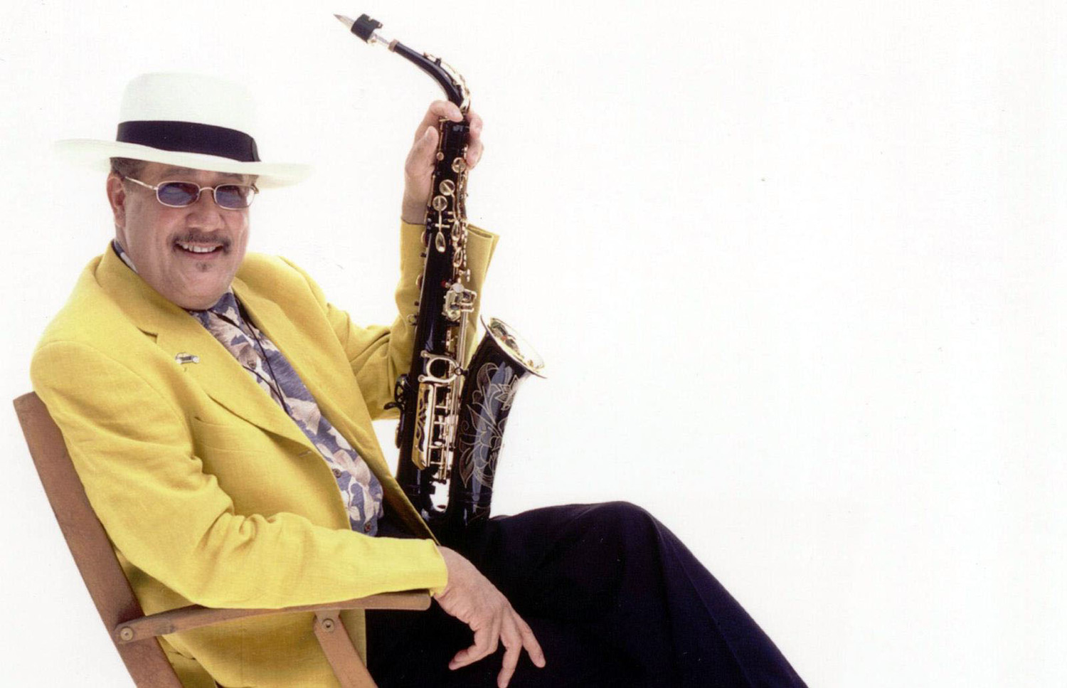 Caption: Paquito D'Rivera