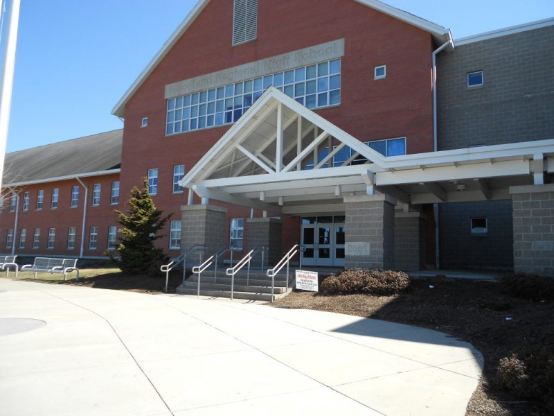 Caption: Image of Woodland Regional High School, Credit: Chris Lauck