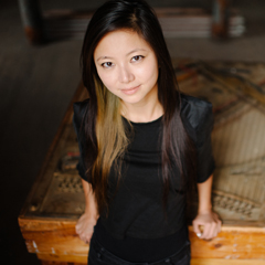 Caption: Vicky Chow, Credit: Cantaloupe Music