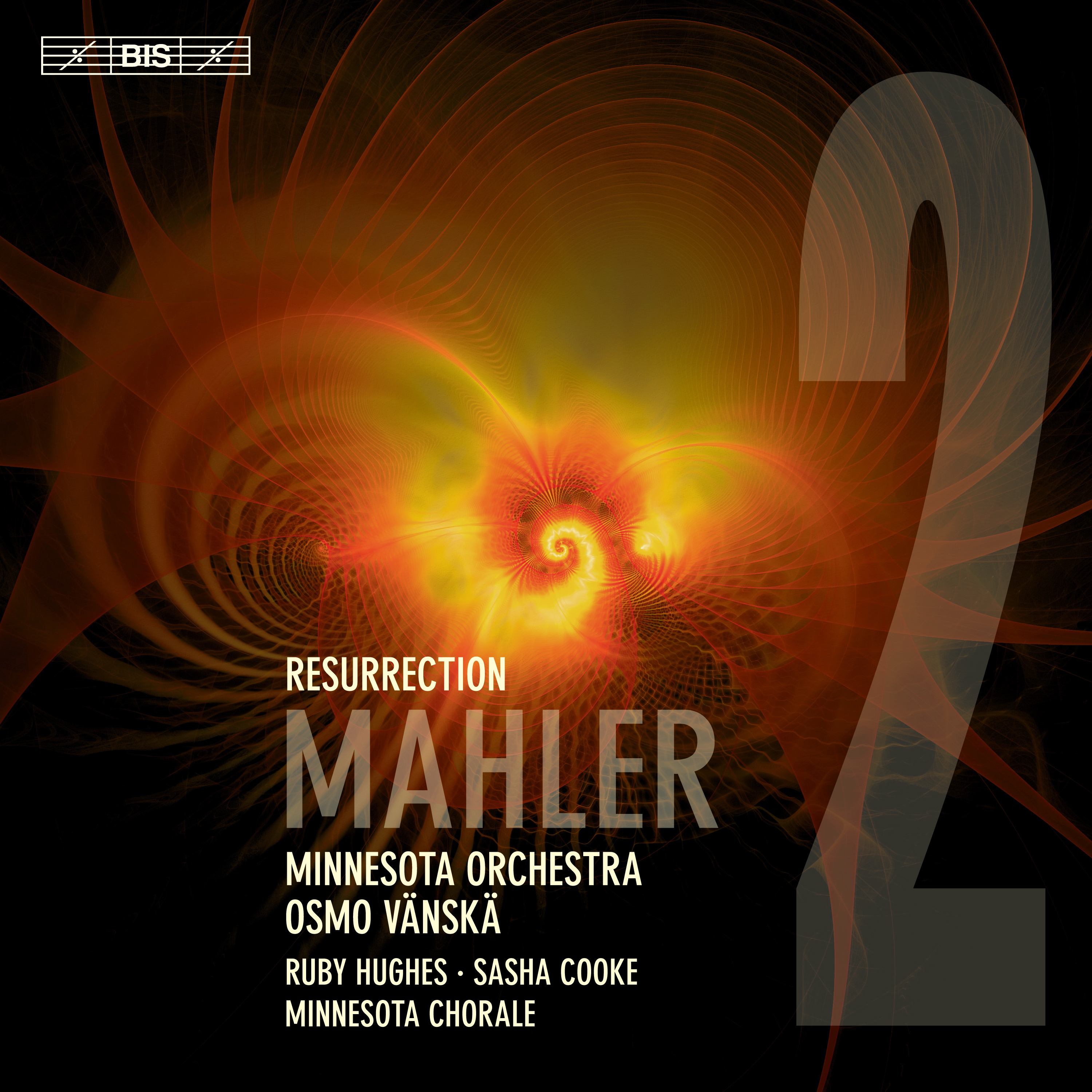 Caption: Mahler 2, Credit: Bis Records
