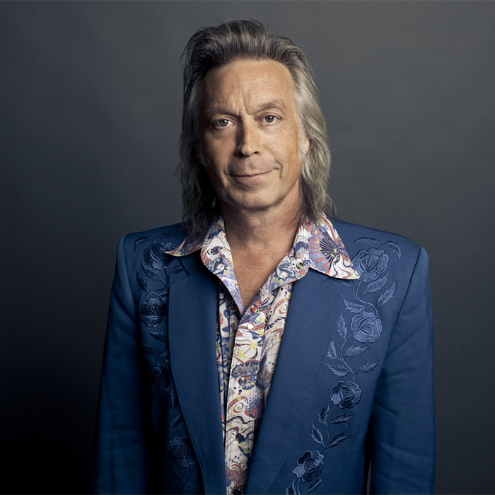 Caption: Jim Lauderdale