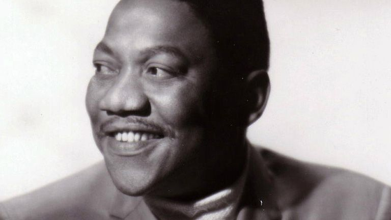 "Caption: Bobby ""Blue"" Bland"