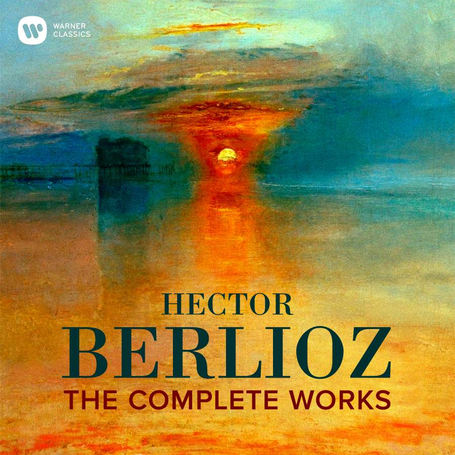 Caption: Berlioz Complete Works, Credit: http://www.warnerclassics.com/hector-berlioz/news/1752