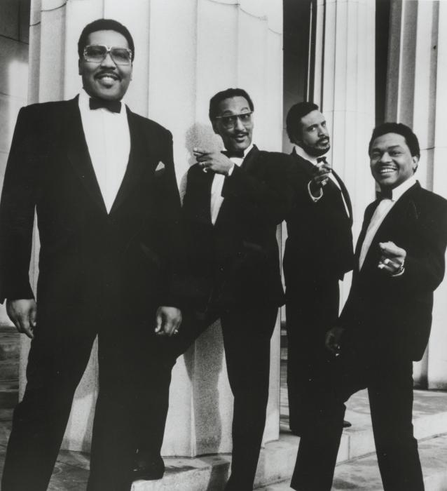 Caption: The Four Tops