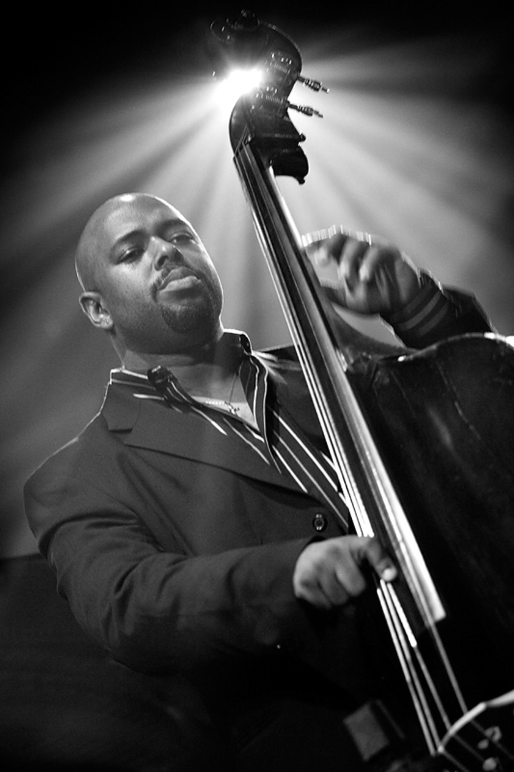 Caption: Christian McBride