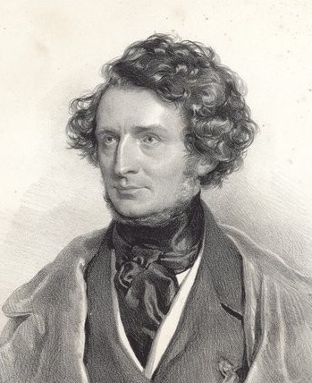 Caption: Hector Berlioz, Credit: Josef Kriehuber