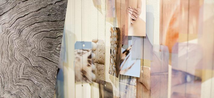 Caption: UMD Student Exhibition work at the Tweed, Credit: Susana Gaunt