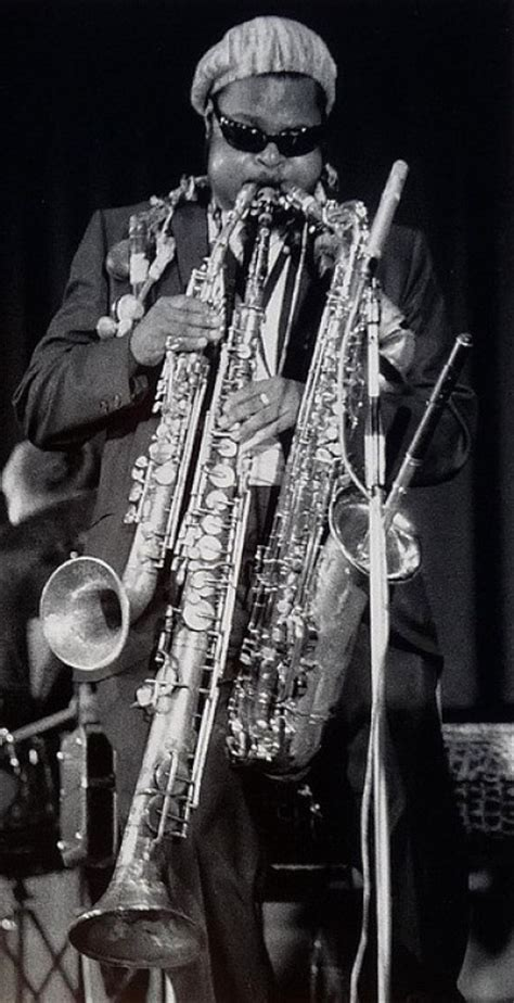 Caption: Rahsaan Roland Kirk