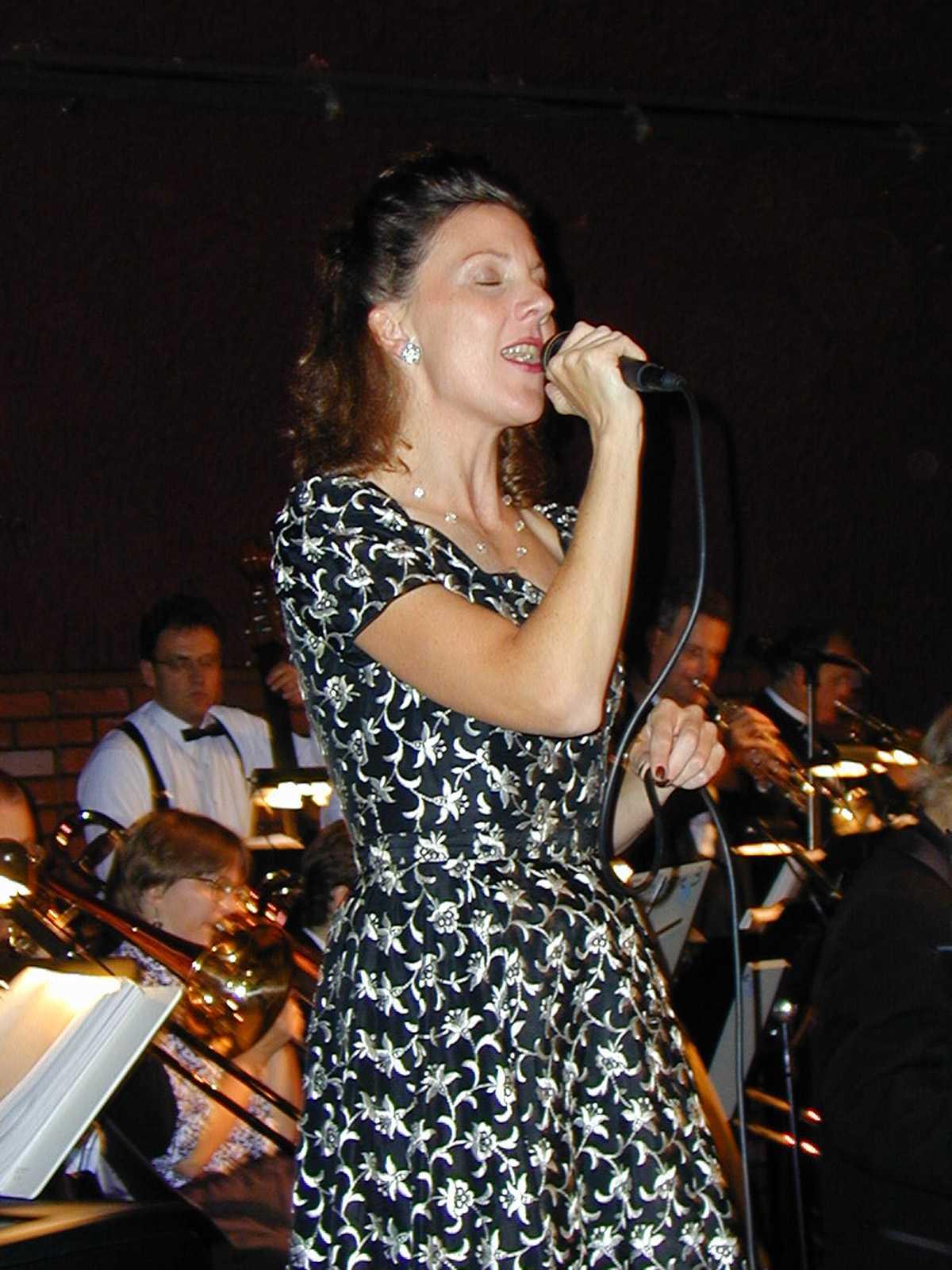 Caption: Swing Beat Big Band, Credit: John Lingle