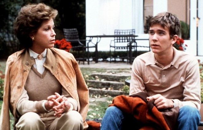 Caption: Mary Tyler Moore and Timothy Hutton in 'Ordinary People'