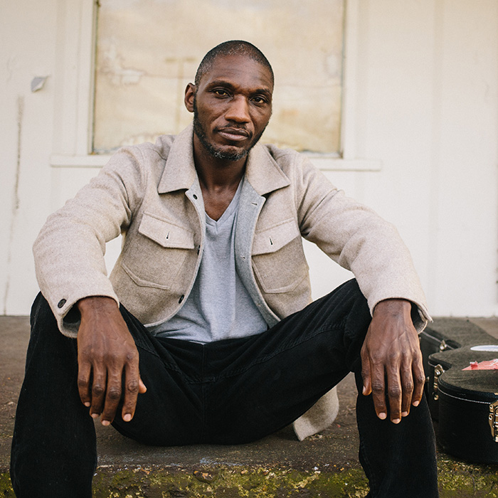 Caption: Cedric Burnside