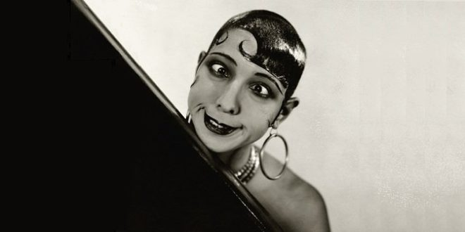 Caption: Josephine Baker, circa 1926. Photograph by George Hoyningen-Huene