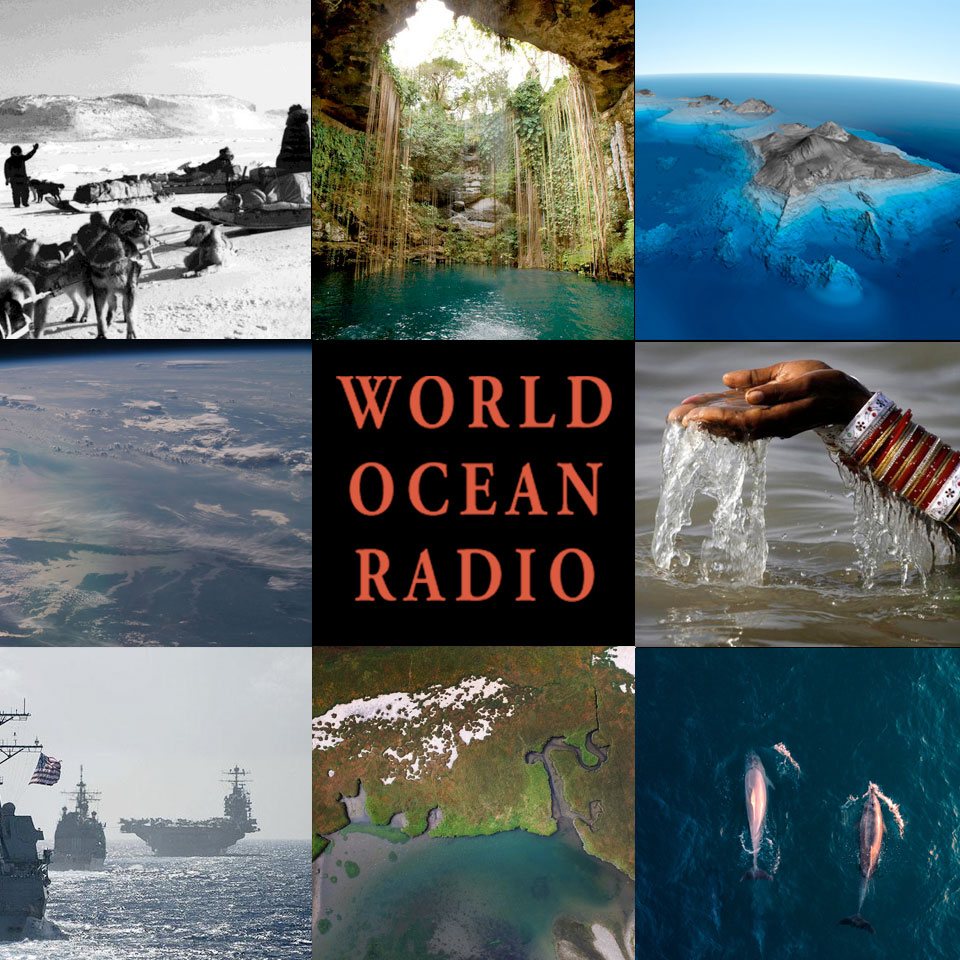 Caption: 500 Episodes, Credit: World Ocean Radio