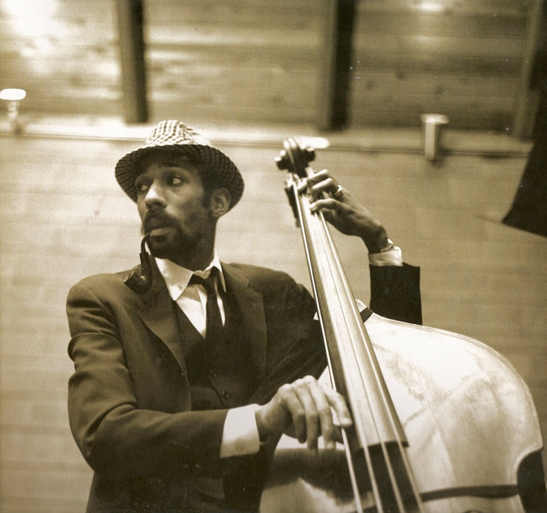 Caption: Ron Carter