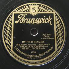 Caption: My Four Reasons 78 RPM