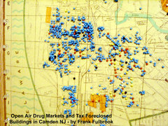 Caption: Camden Tax Foreclosures and Open Air Drug Markets, Credit: Frank Fulbrook