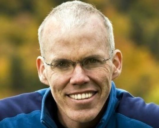 Caption: Bill McKibben