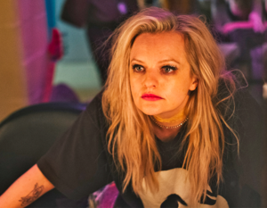 Caption: Elisabeth Moss in 'Her Smell'