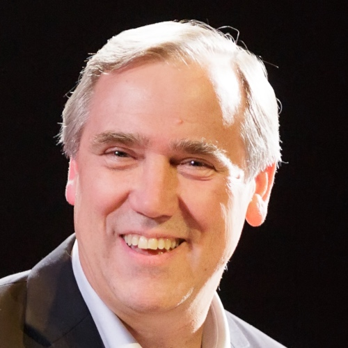 Caption: US Senator Jeff Merkley on Live Wire, Credit: Jennie Baker