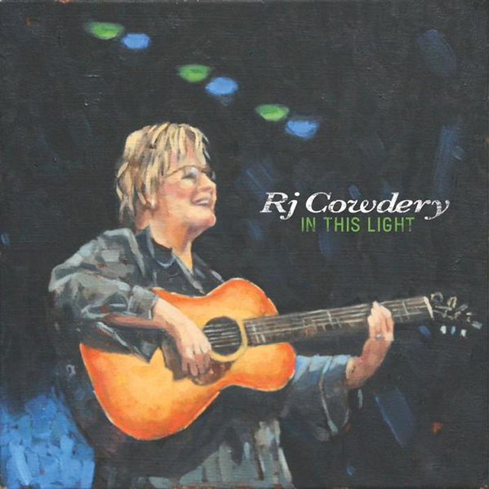 Caption: Cover to In This Light, Credit: rjcowdery.com