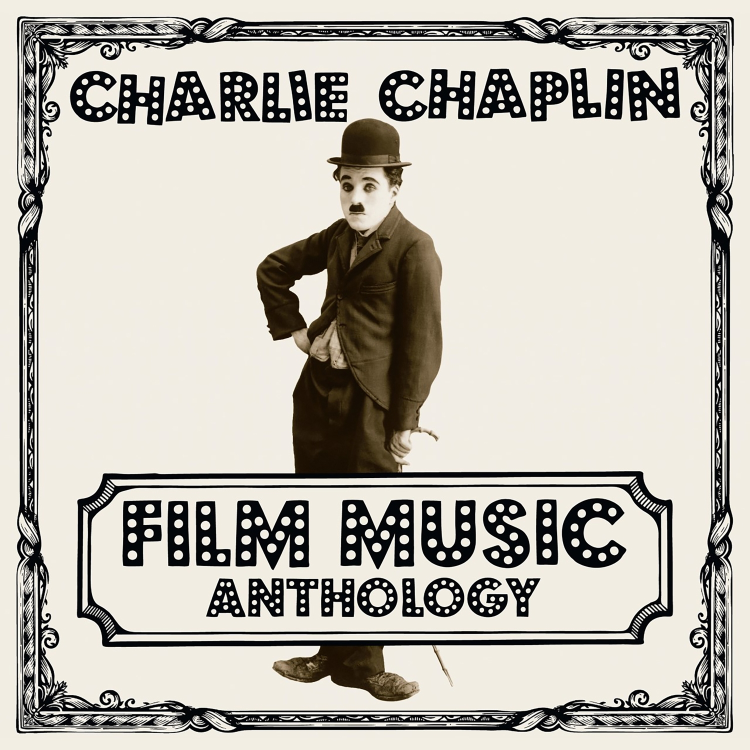 Caption: Charlie Chaplin - composer, Credit: Le Chant du Monde