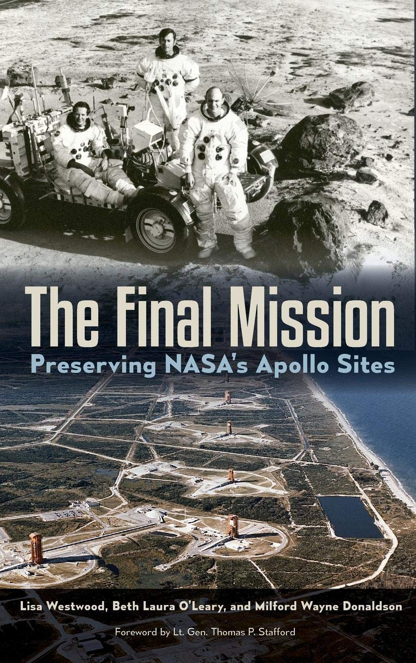 Caption: Movie Poster for The Final Mission - Preserving NASA's Apollo Sites