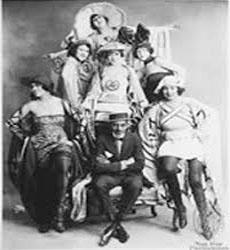 Caption: Shuffle Along 1924