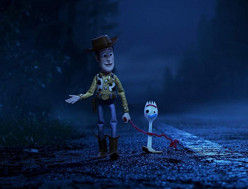 Caption: 'Toy Story 4'