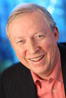 Caption: James Hoggan
