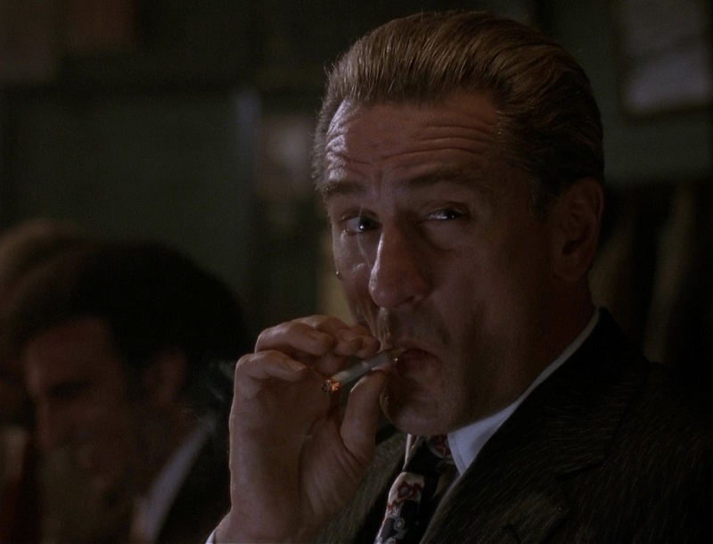 Caption: Robert De Niro in 'Goodfellas' (1990)