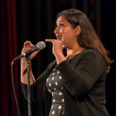 Caption: Ritija Gupta, Credit: Dave Burbank