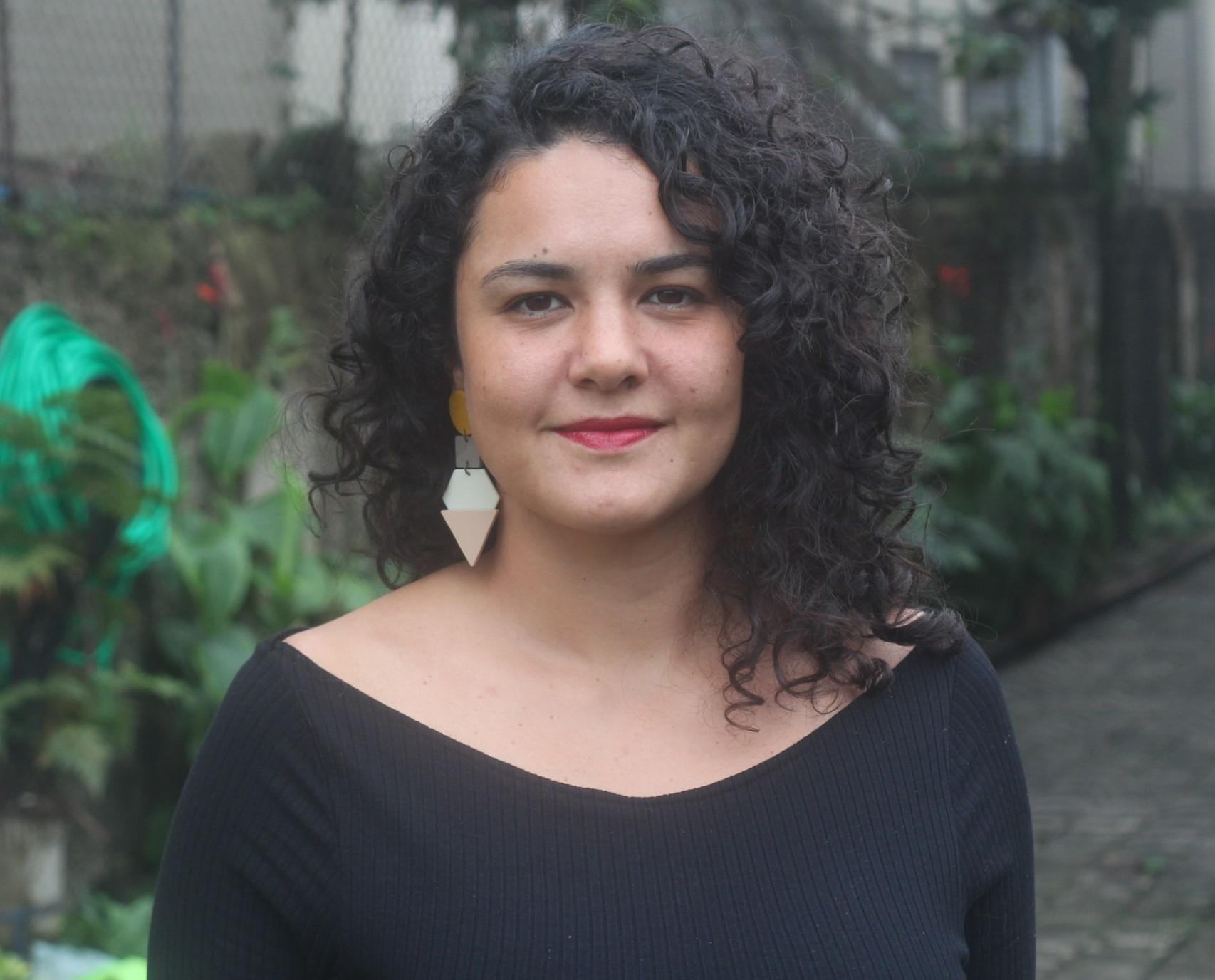 Caption: Georgia Nicolau, Co-founder, Procomum Institute, Credit: Georgia Nicolau