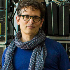 Caption: Michael Beinhorn
