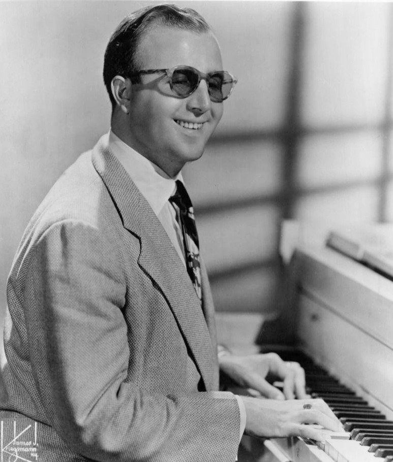 Caption: George Shearing