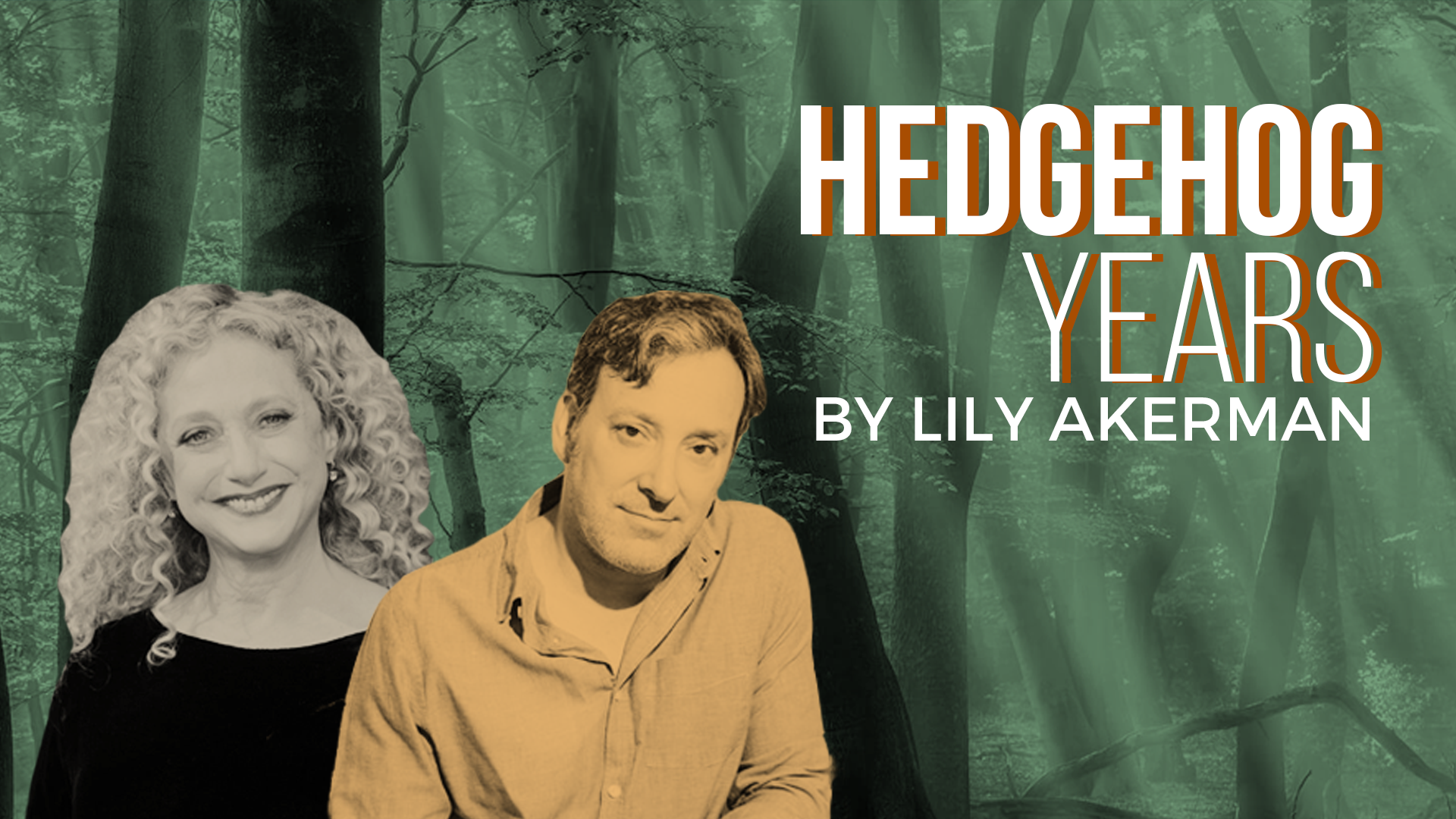 Caption: Hedgehog Years by Lily Akerman