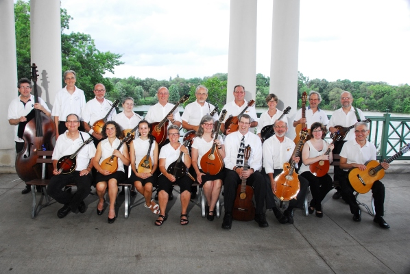 Caption: Minnesota Mandolin Orchestra, Credit: Steve Rouch