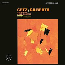 Caption: Getz/Gilberto from 1964