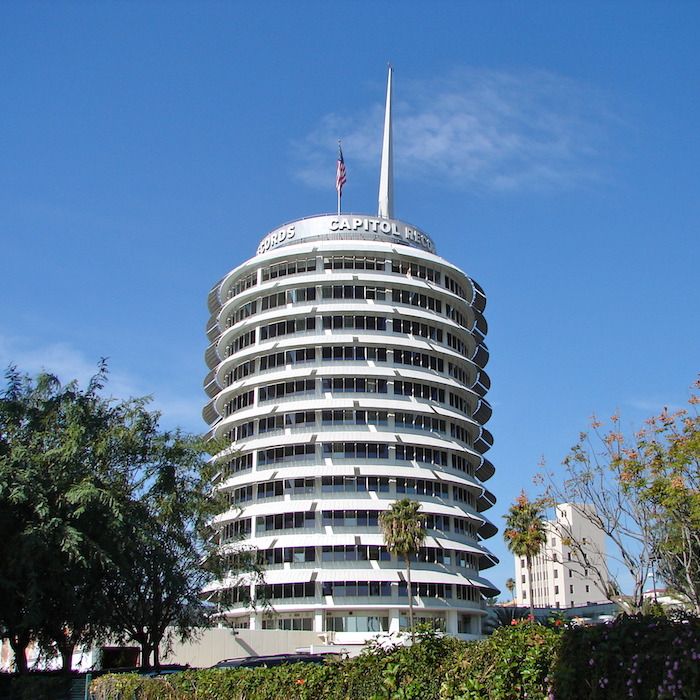 Caption: Capitol Records