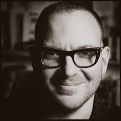 Caption: Cory Doctorow