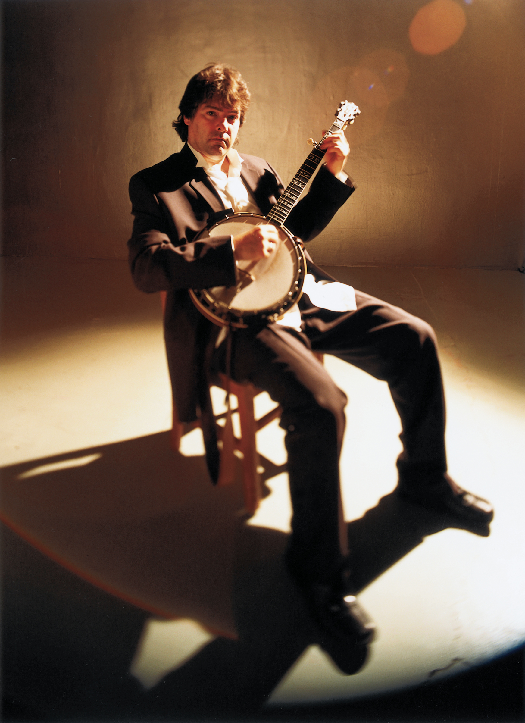Caption: Bela Fleck, Credit: Bela Fleck