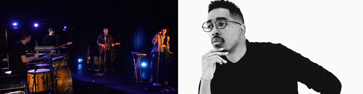 Caption: Dear Rouge and Oddisee, Credit: CBC-Shorefire Media