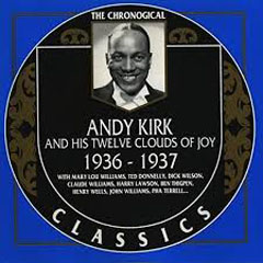 Caption: Andy Kirk 78 rpm recxord label