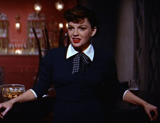 Caption: Judy Garland in 'A Star Is Born' (1954)