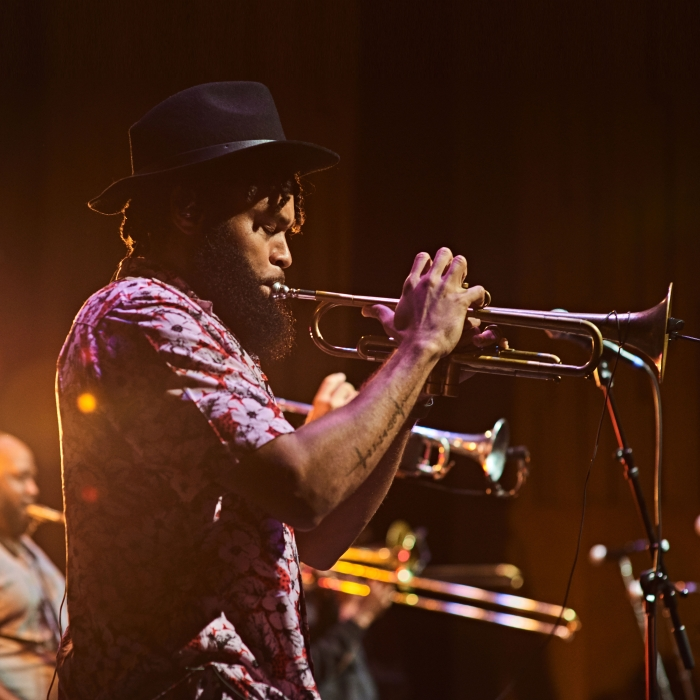 Caption: Soul Rebels, Credit: James Billeaudeau