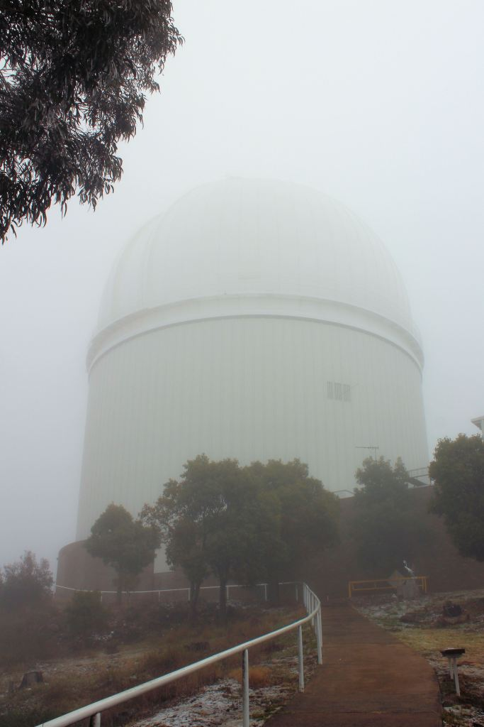Caption: Siding Spring Observatory, Credit: www.destinationsjourney.com