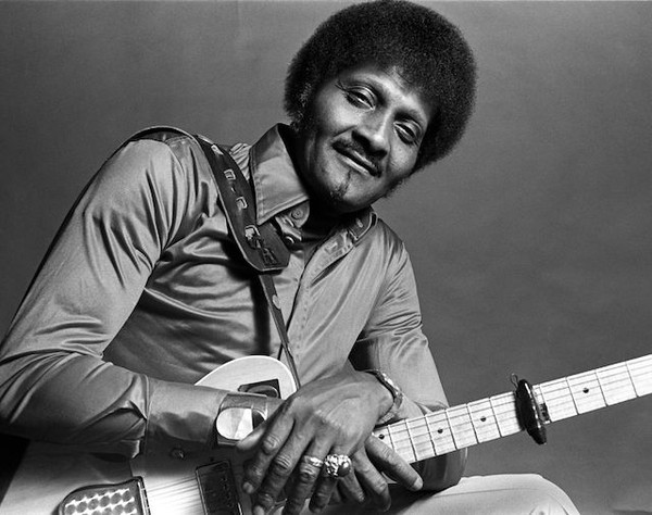 Caption: Albert Collins