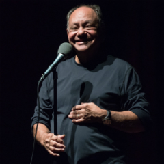 Caption: Cheech Marin, Credit: Braden Moran