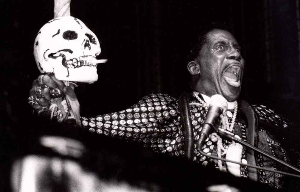 Caption: Screamin' Jay Hawkins